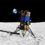 Intuitive Machines NovaC CLPS Lunar Lander
